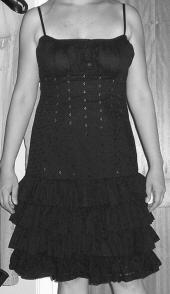 Min nyaste klänning