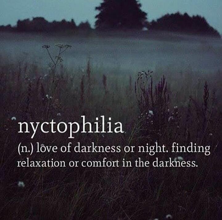 Mitt i natten
