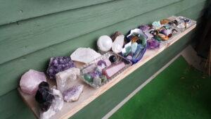 Hur använder man kristaller?