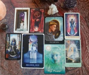The High Priestess – Översteprästinnan
